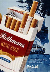 Anonym - Rothmans King Size