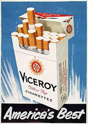 Anonym - Viceroy Cigarettes