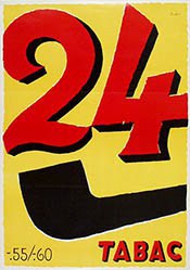 Taddei Luigi - 24er Tabac