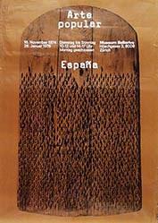 Zimmermann Yves - Arte popular España
