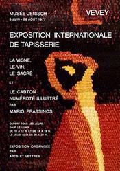 Anonym - Exposition de Tapisseries