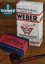 Steiger Wolf - Weber Pfeifentabak