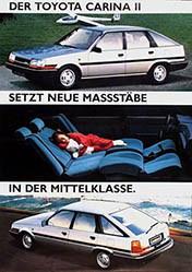 Wirz Adolf Werbeagentur - Toyota Carina
