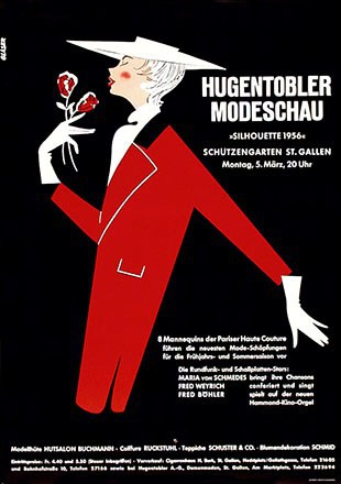 Glaser - Hugentobler Modeschau