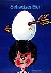 Spitteler Eugen - Schweizer Eier