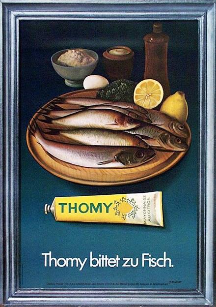 Braumer J. (GGK Werbeagentur) - Thomy Mayonaise