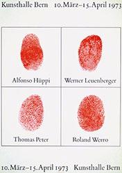 Leuenberger / Huber - Alfonso Hüppi / Werner Leuenberger