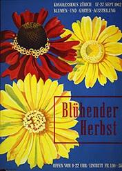 Käch Walter - Blühender Herbst