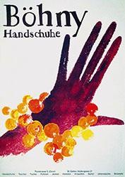 Anonym - Böhny Handschuhe