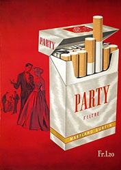 Grütter Roger Publicité - Party