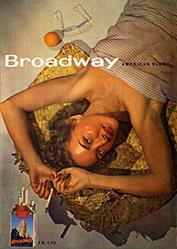 Anonym - Broadway Cigaretten