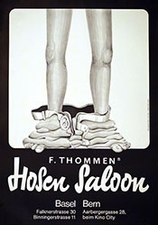 Linder Hans - Hosen Saloon