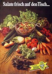 Folkart Hansjörg (Foto) - Salate frisch auf den Tisch ...