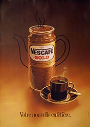 Delessert Pierre-Michel (Photo) - Nescafé Gold