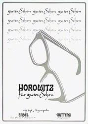 Anonym - Horowitz