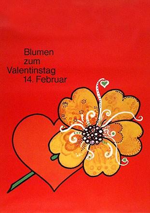 Bräuning Annette - Blumen zum Valentinstag
