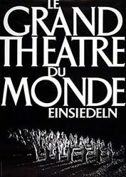 Wehrli Carl - Le grand théâtre du monde