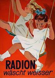 Koella Alfred - Radion wäscht weisser