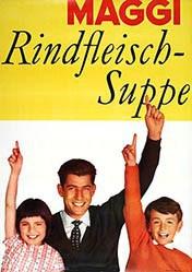 Farner Rudolf Werbeagentur - Maggi Rindfleisch-Suppe