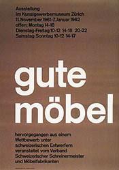 Bircher Rudolf - Gute Möbel