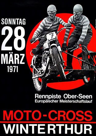 Anonym - Moto Cross Winterthur
