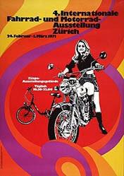 Baumgartner J. - Fahrrad-Ausstellung