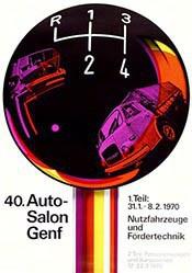 Pflüger Theo Atelier - Automobilsalon