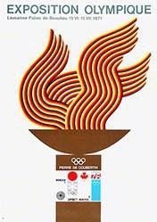 Bertrandt & Stachurski - Exposition Olympique
