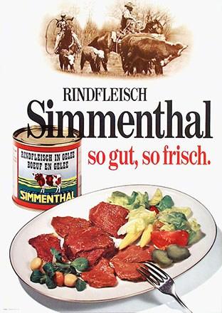Bep Publicité - Rindfleisch Simmenthal
