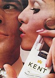 Greminger Walter Werbeagentur - Kent Cigarettes