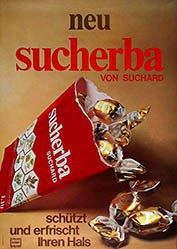 CSI Publicité - Suchard - Sucherba