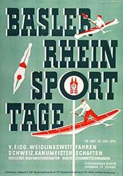 Keiser Ernst - Basler Rheinsporttage