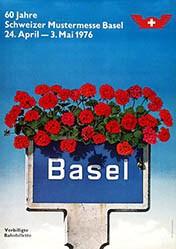 GGK Werbeagentur - Mustermesse Basel
