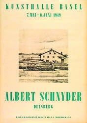 Schnyder Albert - Albert Schnyder Delsberg