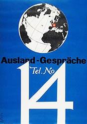 Gauchat Pierre - Ausland-Gespräche No. 14