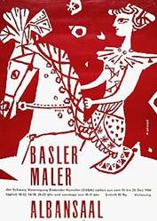 Grieder Walter - Basler Maler