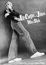 Linder Max - Lee Cooper Jeans