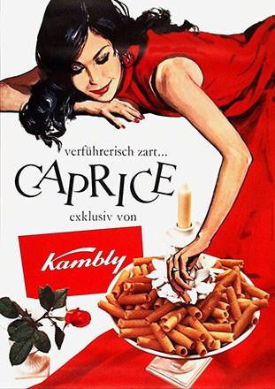 Gfeller Rolf - Caprice