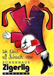 Anonym - Schuhhaus Zigerlig