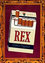 Muyr Theo - Rex Cigarettes