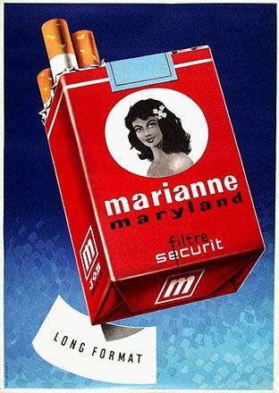 Andruet Françis - Marianne
