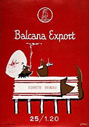 Anonym - Balanca Export