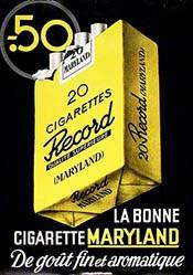 Anonym - Record Cigarettes
