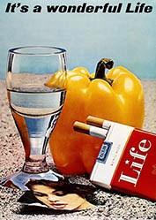 Gisler & Gisler - Life Cigaretten