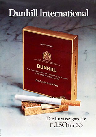 Anonym - Dunhill
