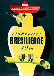Simon André - Brésilienne Cigarettes