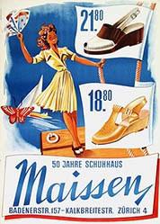 Byland Reklame - Schuhhaus Maissen