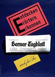 Hartmann Hans - Berner Tagblatt