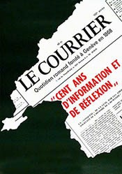 Anonym - Le Courrier