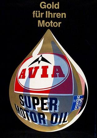 Rappaz Rolf - Avia Motor Oil